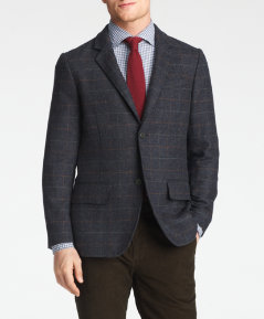 Malcolm Windowpane Blazer