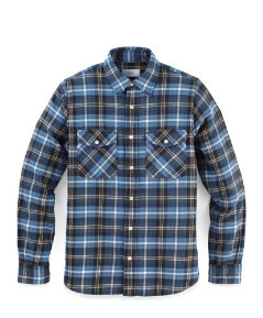 Buck Flannel Work Shirt