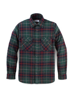 Ronald Flannel Work Shirt