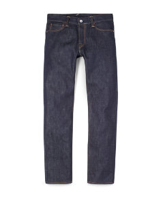 BT-02 Slim Selvage Denim - Raw Indigo