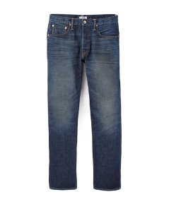 BT-01 Standard Selvage Denim - 2 Year Wash