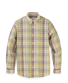 Jasper Plaid Shirt