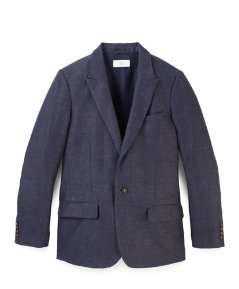 Oto Single Button Blazer