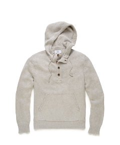 Baker Hooded Sweater