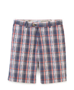 Sharpe Plaid Shorts