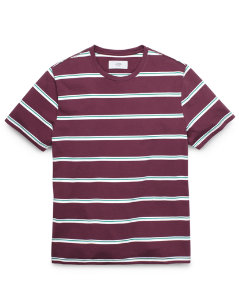 Lewitt Striped Crewneck T-Shirt