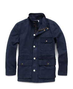 Sailcloth Canvas Jacket