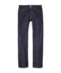 BT-01 Standard Selvage Denim - Raw Indigo