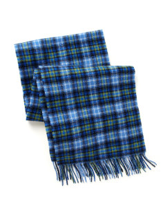 Sala Plaid Scarf