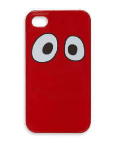 Googly Eyes iPhone 4 Hard Case