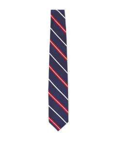 Cotton Stripe Tie