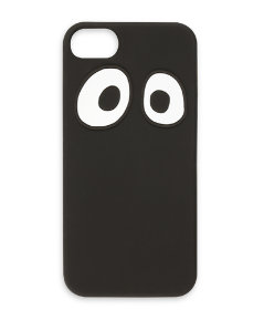 Googly Eyes iPhone 5 Soft Case