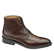 HUTCHINS WINGTIP BOOT