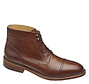 HUTCHINS CAP TOE BOOT