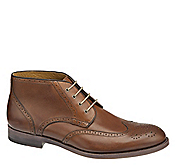 CLAYTON WINGTIP BOOT