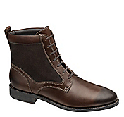 GANNETT PLAIN TOE BOOT