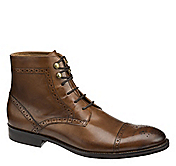 TYNDALL CAP TOE BOOT