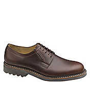 HOSFORD PLAIN TOE LACE-UP