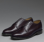 BLUCHER OXFORD PLAIN TOE