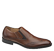 HOLBY WINGTIP SLIP-ON