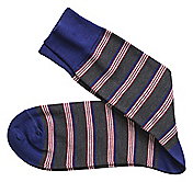 FINELINE STRIPE SOCKS