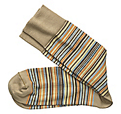 MINI-STRIPE SOCKS