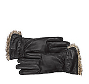 FUR-LINED TOUCHTEC® GLOVES