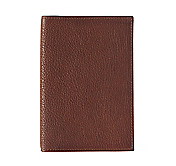 EST. 1850 LEATHER PASSPORT HOLDER