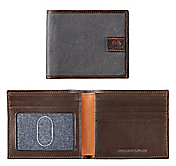 EST. 1850 CANVAS SUPER SLIM WALLET