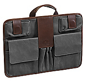 EST. 1850 CANVAS BRIEFCASE ORGANIZER