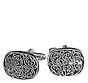 ABSTRACT PAISLEY CUFFLINKS