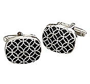 KALEIDOSCOPE FILLIGREE CUFFLINKS
