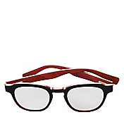 ROUNDED TWO-TONE READERS