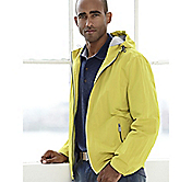 HOODED WHALER JACKET