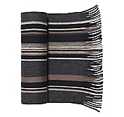 PATTERNED WOOL SCARVES