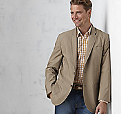 TRIPLE-STITCH BLAZER