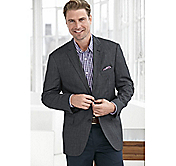 SHADOW CHECK BLAZER