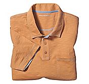 PIMA COTTON CONTRAST POLO