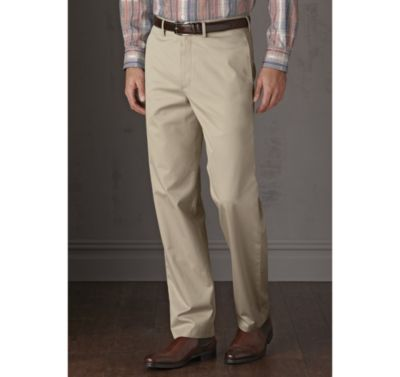 EASY-CARE SUPIMA TWILL DRESS PANTS