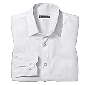 SLIM FIT SOLID POPLIN SHIRT