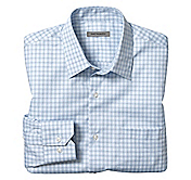 SLIM FIT CLASSIC CHECK SHIRT