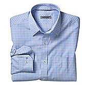 TAILORED FIT CLASSIC CHECK SHIRT