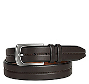 CENTER STITCH CASUAL BELT