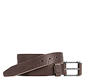 RAW-EDGE CASUAL BELT