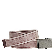 WASHED DENIM BELT