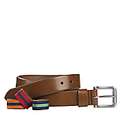 LEATHER MULTI-LOOP BELT