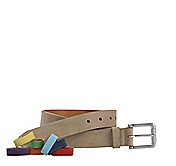 SUEDE MULTI-LOOP BELT