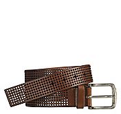 DEEP SQUARES LASER-CUT BELT