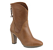 LANI STITCHED BACK-ZIP BOOT