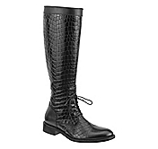 LYLA LACE-UP RIDING BOOT